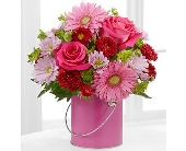 The FTD� Color Your Day With Happiness� Bouqet in San Clemente CA, Beach City Florist