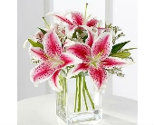 The Pink Lily Bouquet by FTD� in San Clemente CA, Beach City Florist