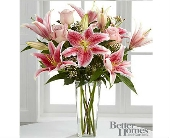 The FTD® Simple Perfection™ Bouquet by Better Home in San Clemente CA, Beach City Florist