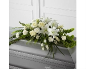 The FTD� Resurrection� Casket Spray in San Clemente CA, Beach City Florist