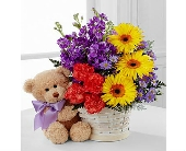 The Best Year� Basket by FTD� in San Clemente CA, Beach City Florist