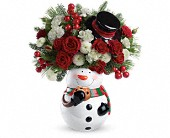 Teleflora's Cookie Jar Greetings Bouquet in Lethbridge AB, Flowers on 9th