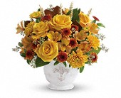 Teleflora's Country Splendor Bouquet in San Jose CA, Rosies & Posies Downtown