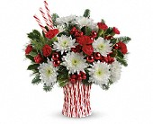 Teleflora's Sweet Holiday Wishes Bouquet in Toronto ON, LEASIDE FLOWERS & GIFTS