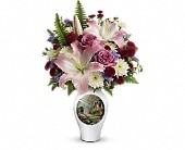 Thomas Kinkade's Moments Of Grace by Teleflora in San Antonio, Texas, Dusty's & Amie's Flowers