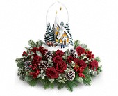 Thomas Kinkade's Starry Night by Teleflora