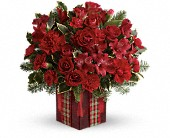 Season's Surprise Bouquet by Teleflora in Ironton OH, A Touch Of Grace