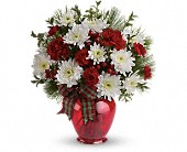 Teleflora's Joyful Gesture Bouquet in Ironton OH, A Touch Of Grace