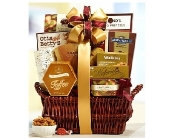 Deluxe Balsam Gift Basket in Bayside NY, Bell Bay Florist