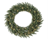 60 in. Camdon Wreath Cl. in San Antonio TX, Best Wholesale Christmas Co