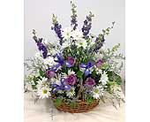 Country Garden Basket in Canton NY, White's Flowers