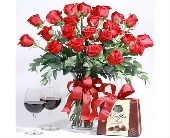 Casanova''s Loving You With All My Heart in San Clemente CA, Beach City Florist