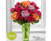 The FTD� Sun's Sweetness� Rose Bouquet by Better H in San Clemente CA, Beach City Florist