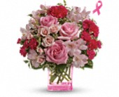 Teleflora's Pink Grace Bouquet in Greenwood IN, The Flower Market