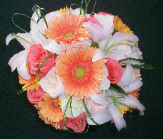 Hand Tied Bouquet in Huntington, West Virginia, Archer's Flowers and Gallery