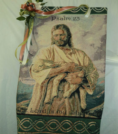 SYMPATHY BLANKET FOR FUNERAL in Hagerstown MD, Chas. A. Gibney Florist & Greenhouse