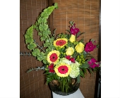 Gerbera Delight in Melbourne FL, Paradise Beach Florist & Gifts