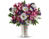 Teleflora's Thanks To You Bouquet in New Britain CT, Weber's Nursery & Florist, Inc.