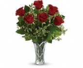 You Have My Heart Bouquet by Teleflora in Watertown NY, Sherwood Florist