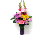 MD17 ''Bright Days'' Bouquet in Oklahoma City OK, Array of Flowers & Gifts