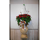 Christmas Wish in Dallas TX, Petals & Stems Florist
