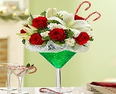 Martini Peppermint in Round Rock TX, Heart & Home Flowers