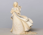 Footprints Angel Figurine in Greensburg, Indiana, Expression Florists And Gifts