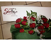 Stella's Boxed Roses in Canandaigua NY, Flowers By Stella
