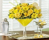 Lemon Martini in Aston PA, Wise Originals Florists & Gifts