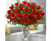 Marquis by Waterford Premium Red Roses in Richmond VA, Flowerama