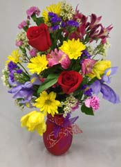 LOVE IN BLOOM by Rubrums in Ossining NY, Rubrums Florist Ltd.