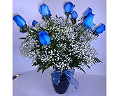 Blue Without You in Gastonia NC, Fine And Fancy Flowers
