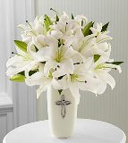Faithful Blessings Bouquet in Camp Hill and Harrisburg, Pennsylvania, Pealers Flowers