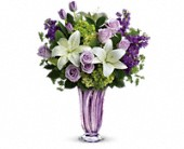 Teleflora's Royal Treasure Bouquet in St Augustine FL, Flower Works