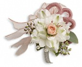 Call Me Darling Corsage in Johnstown NY, Studio Herbage Florist