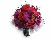 Celebrity Style Corsage in Erie PA, Allburn Florist
