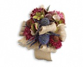 Midnight Wanderings Corsage in Orlando FL, Elite Floral & Gift Shoppe