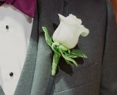 Grooms Boutonniere in Midwest City, Oklahoma, Penny and Irene's Flowers & Gifts