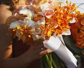 Orchids Roses & Calla Lilies in Seattle WA, Topper's European Floral Design