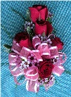 Red Rose Corsage in Kennett Square PA, Barber's Florist Of Kennett Square