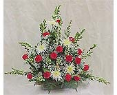 Fireside Basket - Assorted in Huntington WV, Spurlock's Flowers & Greenhouses, Inc.