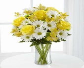 The FTD� Sunny Sentiments� Bouquet in St. Michaels MD, Sophie's Poseys