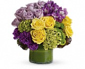 Simply Splendid Bouquet in Metairie LA, Villere's Florist