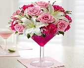 Cosmopolitan Bouquet in Round Rock TX, Heart & Home Flowers
