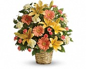 Soft Sentiments Bouquet in Amarillo TX, Shelton's Flowers & Gifts