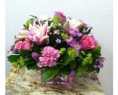 Positively Pink in Arcata CA, Country Living Florist & Fine Gifts