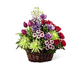 FTD Truly Loved Basket in Ajax ON, Reed's Florist Ltd