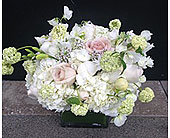 Soft as Cotton Candy Bouquet in Bellevue WA, CITY FLOWERS, INC.