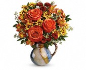 Teleflora's Blaze Of Beauty Bouquet in Valley City OH, Hill Haven Farm & Greenhouse & Florist