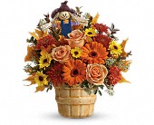 Teleflora's Harvest Cheer Bouquet in Cornwall ON, Blooms